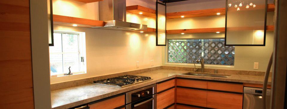 Custom Kitchen – Oakland – Rockridge